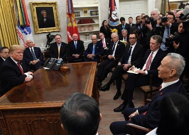 Kết thúc đàm phán Mỹ - Trung: Vẫn là những kết quả chung chung ảnh 2
