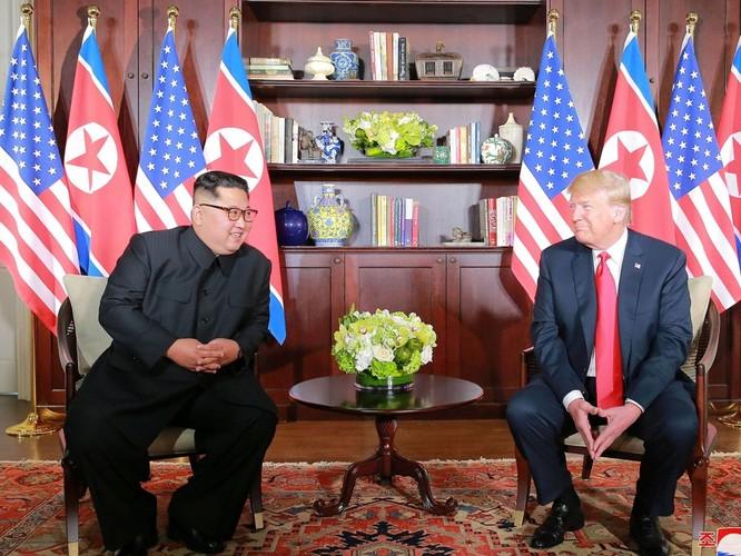 Thông điệp của ông Donald Trump và sự kiện Việt Nam là nơi diễn ra cuộc gặp gỡ Mỹ - Triều ảnh 5