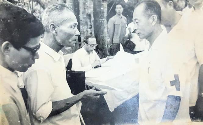 Tù binh và trao trả tù binh sau khi kết thúc chiến tranh biên giới năm 1979 ảnh 2