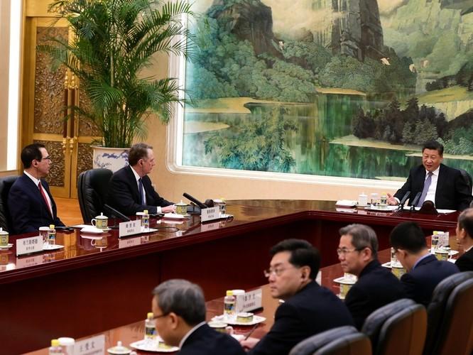 Đàm phán mậu dịch Trung – Mỹ vòng 8 liệu có đạt được một hiệp nghị? ảnh 2