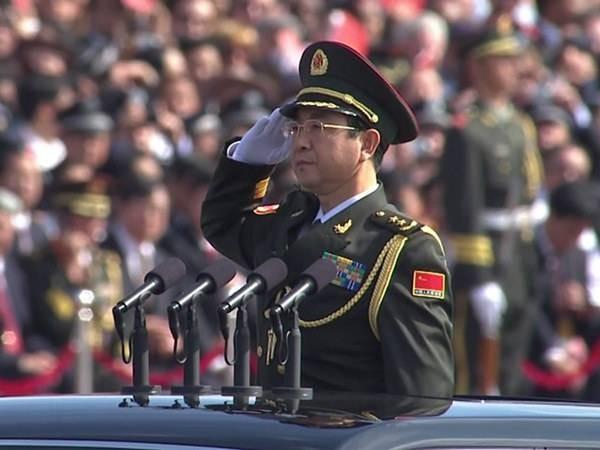 Tướng Phòng Phong Huy - Tham mưu trưởng Quân ủy Trung Quốc nhận án chung thân ảnh 1