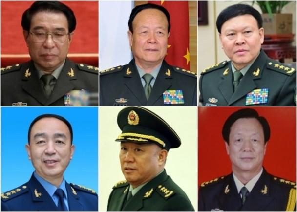 Tướng Phòng Phong Huy - Tham mưu trưởng Quân ủy Trung Quốc nhận án chung thân ảnh 5