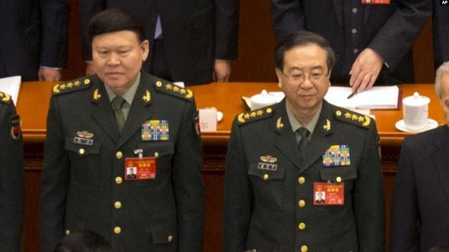 Tướng Phòng Phong Huy - Tham mưu trưởng Quân ủy Trung Quốc nhận án chung thân ảnh 2