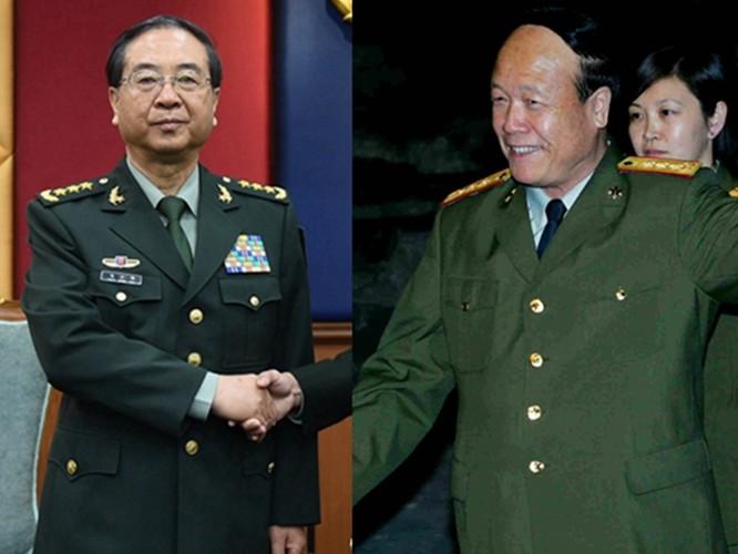 Tướng Phòng Phong Huy - Tham mưu trưởng Quân ủy Trung Quốc nhận án chung thân ảnh 3