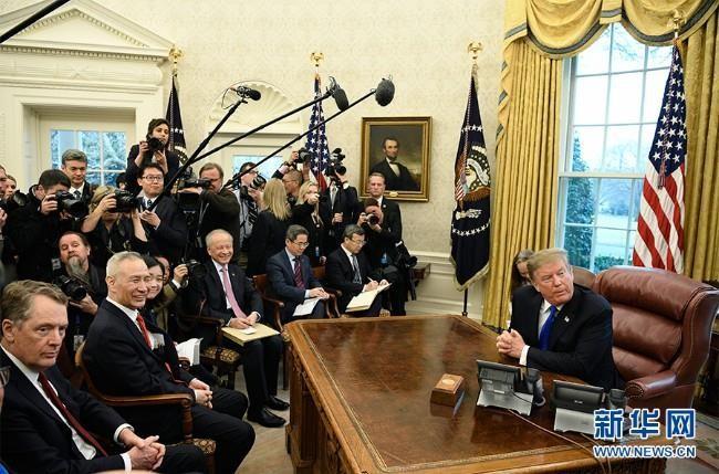 """Ông Trump kéo dài thời hạn """"ngưng bắn"""", đàm phán Mỹ - Trung vẫn bế tắc ảnh 3"""