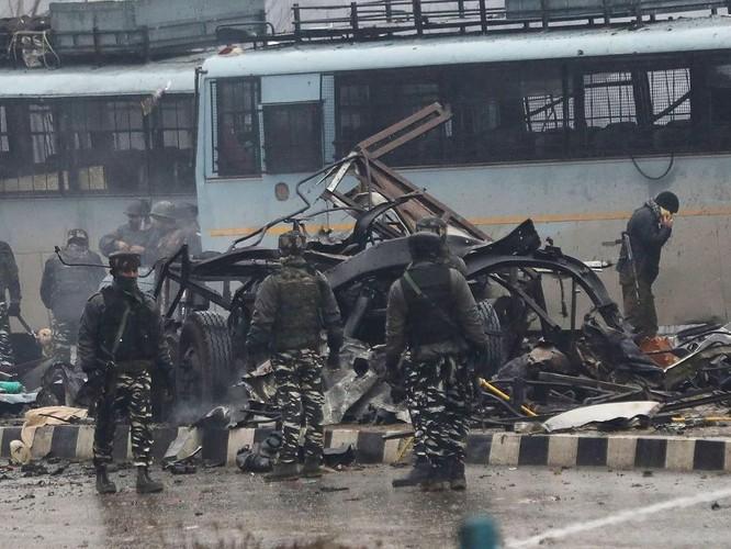 Ấn Độ và Pakistan lại ở bên bờ vực xung đột vũ trang ảnh 1