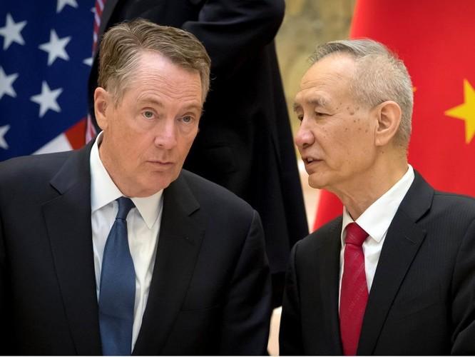 """Mỹ không bỏ chính sách thuế quan với Trung Quốc dù kéo dài thời hạn """"ngừng bắn"""" ảnh 1"""