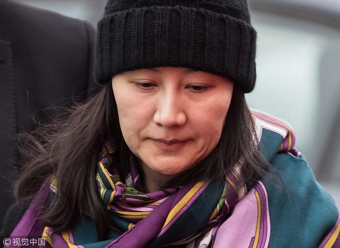 Muốn trì hoãn tiến trình dẫn độ, bà Mạnh Vãn Chu kiện chính phủ Canada và Mỹ ảnh 1