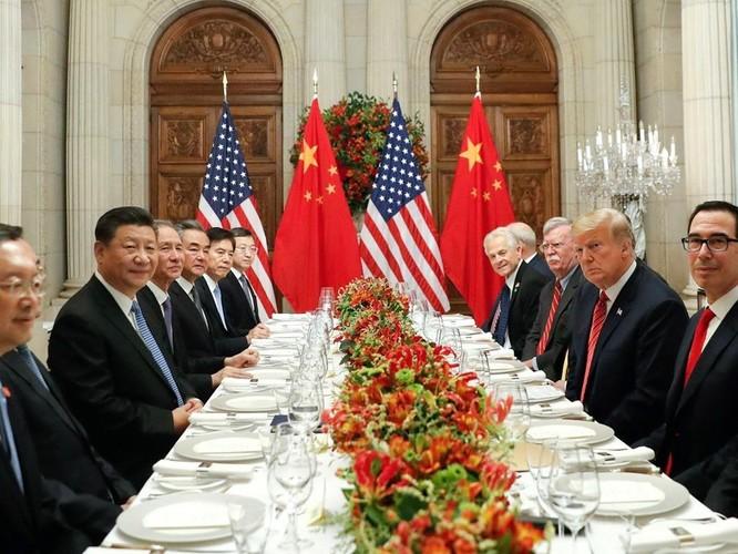 Vì sao cuộc gặp gỡ cấp cao Donald Trump - Tập Cận Bình bị đột ngột trì hoãn? ảnh 1