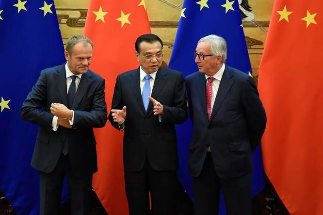 Vì sao Liên minh châu Âu thay đổi thái độ, coi Trung Quốc là đối thủ cạnh tranh? ảnh 1