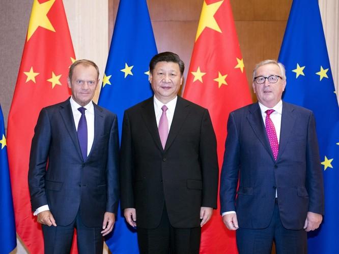 Vì sao Liên minh châu Âu thay đổi thái độ, coi Trung Quốc là đối thủ cạnh tranh? ảnh 4