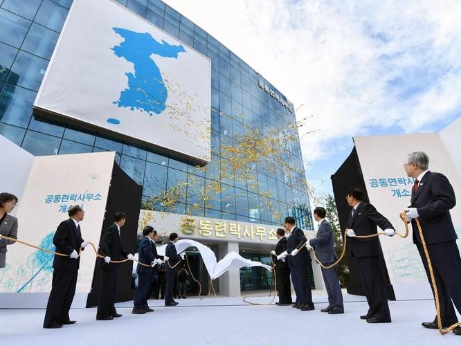 Triều Tiên bất ngờ rút nhân viên khỏi Văn phòng liên lạc Kaesong, quan hệ Hàn - Triều xấu đi ảnh 1