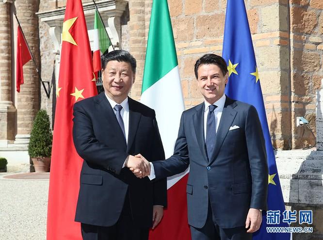 """Italy gia nhập Sáng kiến """"Vành đai - Con đường"""" khiến Mỹ và EU lo ngại ảnh 2"""