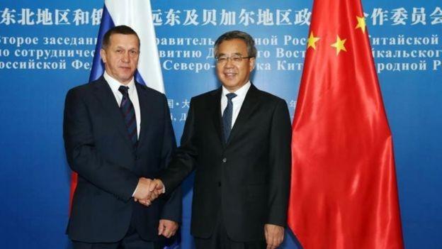 Người Nga rầm rộ biểu tình phản đối công ty Trung Quốc, bảo vệ hồ Baikal ảnh 4