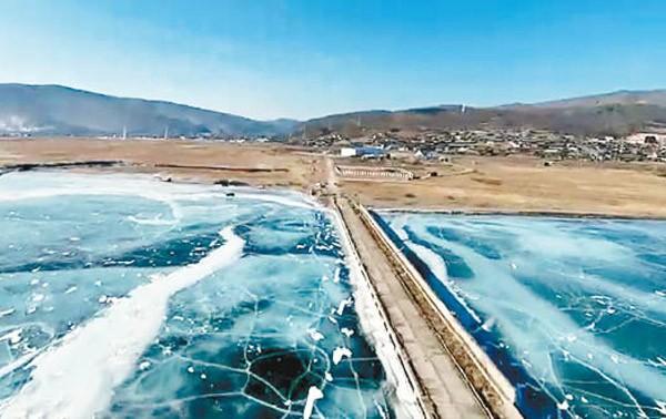 Người Nga rầm rộ biểu tình phản đối công ty Trung Quốc, bảo vệ hồ Baikal ảnh 1
