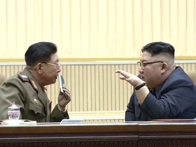 Triều Tiên họp hội nghị chỉ huy cấp đại đội toàn quân! ảnh 3