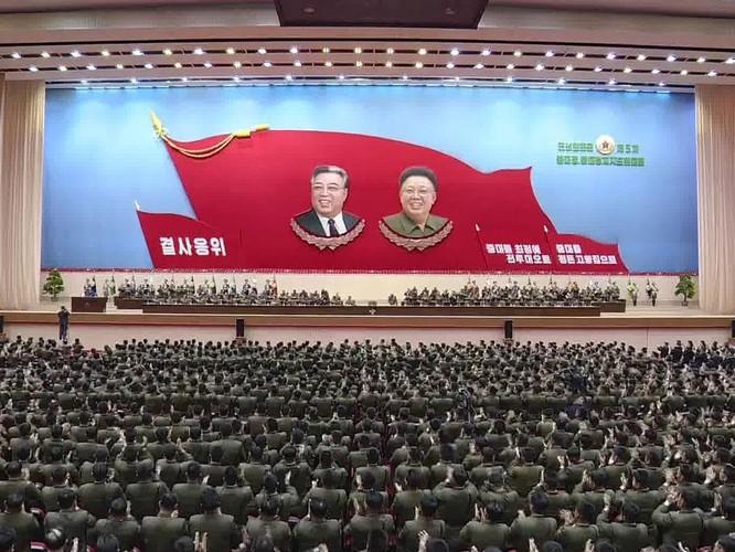 Triều Tiên họp hội nghị chỉ huy cấp đại đội toàn quân! ảnh 6