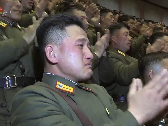 Triều Tiên họp hội nghị chỉ huy cấp đại đội toàn quân! ảnh 5