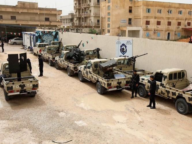 Libya sẽ thực hiện tái thống nhất dưới ảnh hưởng của Nga? ảnh 1