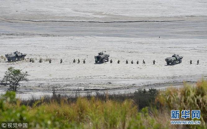 Mỹ và Philippines diễn tập phối hợp tác chiến chiếm đảo tại Texas ảnh 5
