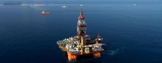 Trung Quốc khoan thành công giếng dầu đầu tiên ở Biển Đông ảnh 1