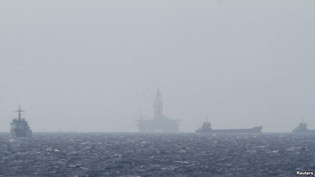 Trung Quốc khoan thành công giếng dầu đầu tiên ở Biển Đông ảnh 2
