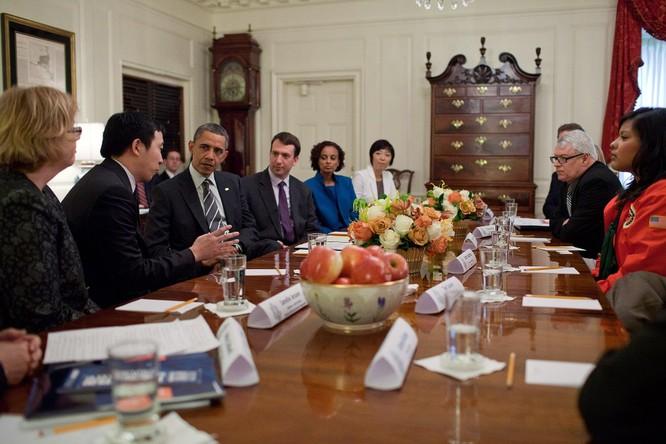 Liệu nước Mỹ sẽ có vị Tổng thống đầu tiên là người gốc Trung Quốc trong lịch sử? ảnh 3