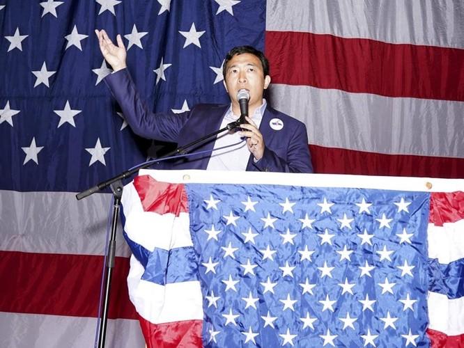 Liệu nước Mỹ sẽ có vị Tổng thống đầu tiên là người gốc Trung Quốc trong lịch sử? ảnh 2