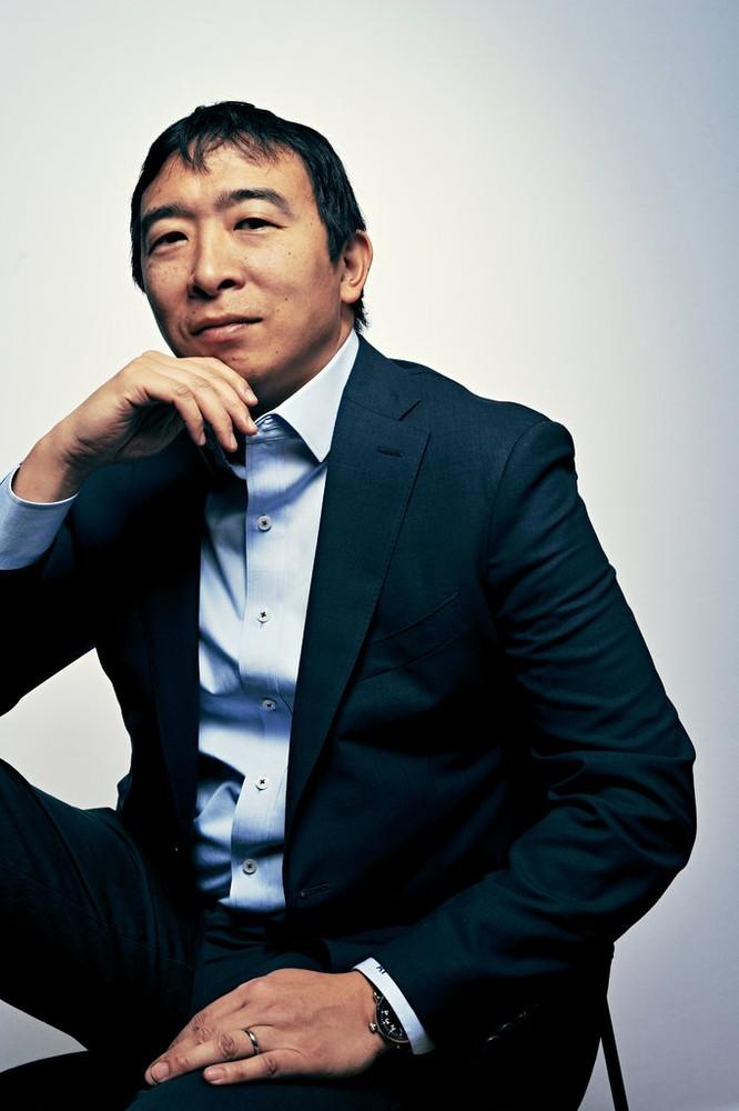 Liệu nước Mỹ sẽ có vị Tổng thống đầu tiên là người gốc Trung Quốc trong lịch sử? ảnh 1