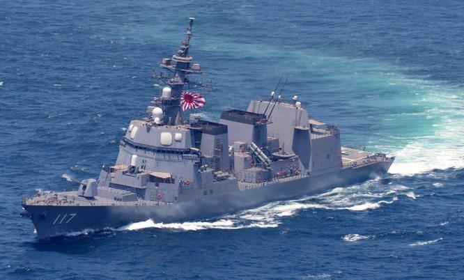 Hải quân Trung Quốc tổ chức duyệt binh lớn chưa từng thấy trên biển ảnh 2