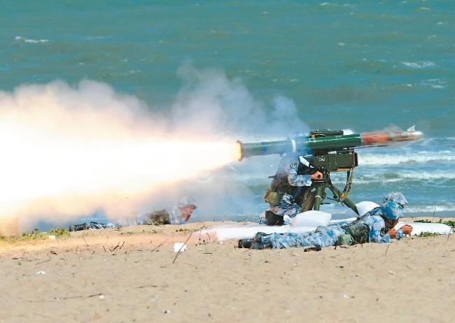 Trung Quốc nâng cấp biên chế lính thủy đánh bộ từ lữ đoàn lên cấp quân đoàn ảnh 4