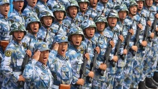 Trung Quốc nâng cấp biên chế lính thủy đánh bộ từ lữ đoàn lên cấp quân đoàn ảnh 5