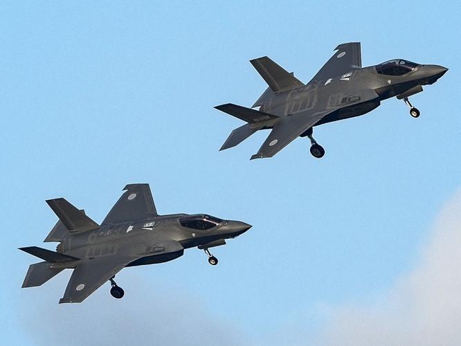 Mỹ, Nhật lo lắng tìm kiếm trong lúc tin đồn Trung Quốc đã có được xác chiếc F-35A ảnh 4