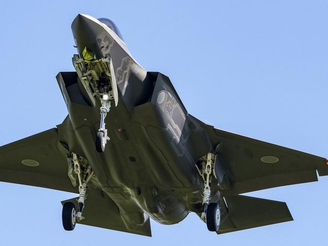 Mỹ, Nhật lo lắng tìm kiếm trong lúc tin đồn Trung Quốc đã có được xác chiếc F-35A ảnh 3