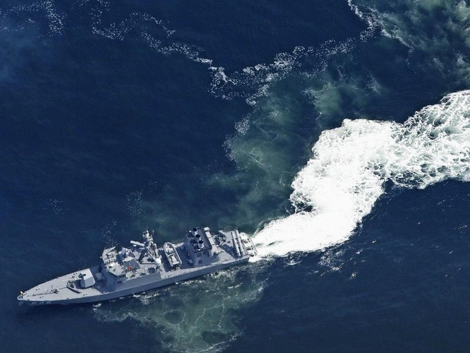 Mỹ, Nhật lo lắng tìm kiếm trong lúc tin đồn Trung Quốc đã có được xác chiếc F-35A ảnh 2