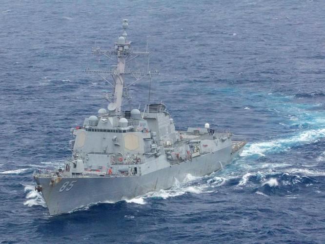 Mỹ thực thi chính sách cứng rắn trên biển với Trung Quốc ảnh 4