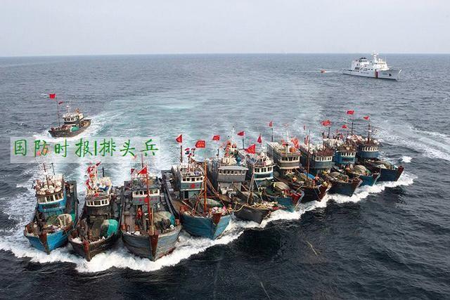 Mỹ thực thi chính sách cứng rắn trên biển với Trung Quốc ảnh 2