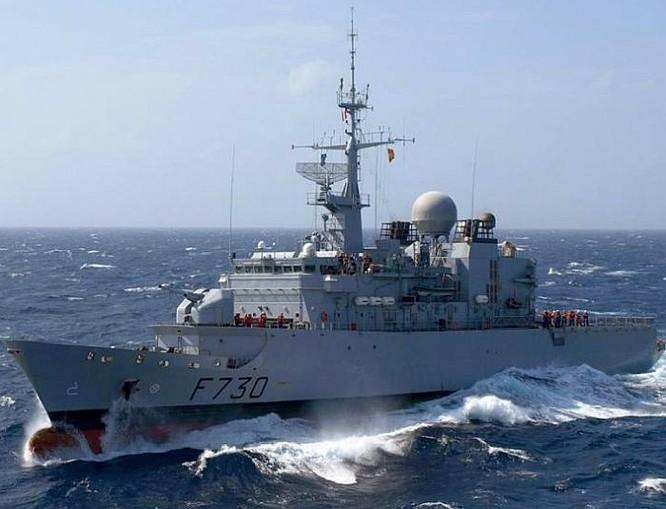 Mỹ thực thi chính sách cứng rắn trên biển với Trung Quốc ảnh 5