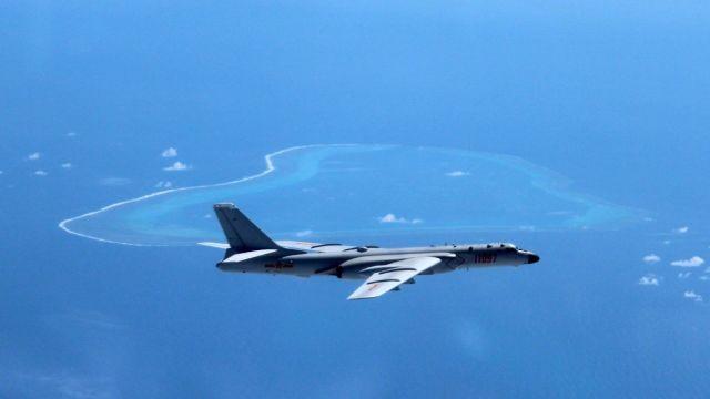 Trung Quốc trang bị cho Hạm đội Nam Hải loại máy bay ném bom chiến lược mới H-6J để ứng phó tình hình Biển Đông ảnh 5