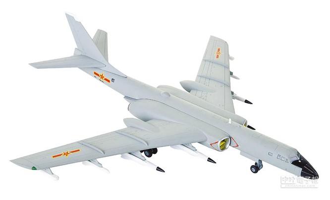 Trung Quốc trang bị cho Hạm đội Nam Hải loại máy bay ném bom chiến lược mới H-6J để ứng phó tình hình Biển Đông ảnh 2