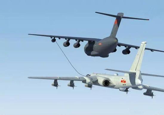 Trung Quốc trang bị cho Hạm đội Nam Hải loại máy bay ném bom chiến lược mới H-6J để ứng phó tình hình Biển Đông ảnh 3