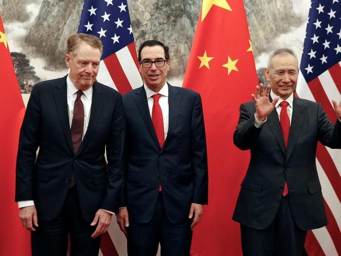 Quan hệ thương mại Trung - Mỹ đi về đâu sau tuyên bố tăng thuế của ông Donald Trump? ảnh 1