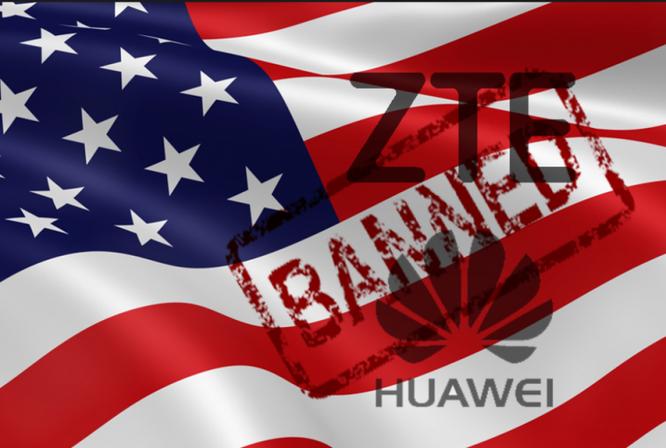 Ông Donald Trump ký lệnh cấm nhằm vào Huawei và ZTE, Bắc Kinh nổi xung ảnh 1