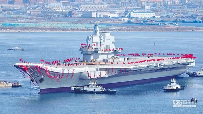 Kế hoạch đóng tàu sân bay và chiến lược hải quân viễn dương của Trung Quốc ảnh 3