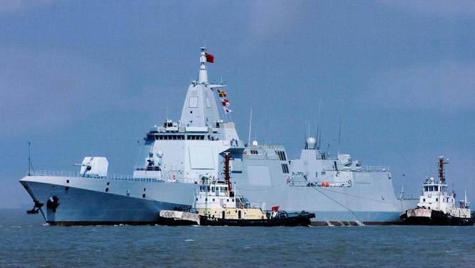 Kế hoạch đóng tàu sân bay và chiến lược hải quân viễn dương của Trung Quốc ảnh 6
