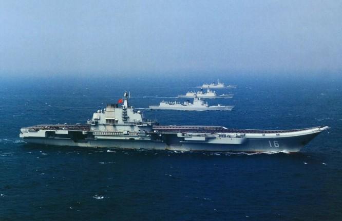 Kế hoạch đóng tàu sân bay và chiến lược hải quân viễn dương của Trung Quốc ảnh 2