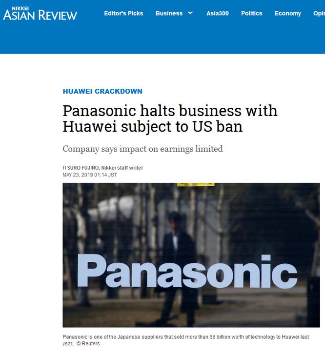 """""""Thập diện mai phục"""" - Huawei tiếp tục hứng các đòn trừng phạt chí mạng ảnh 6"""