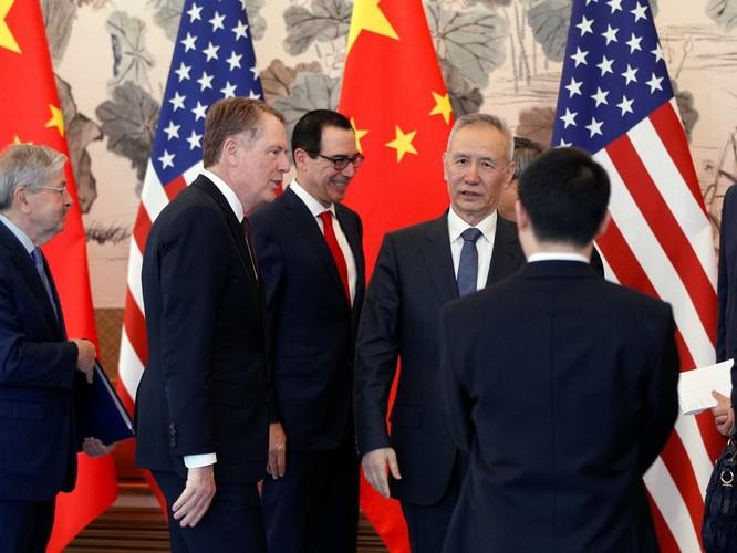 """Chuẩn bị """"đánh lâu dài"""", Trung Quốc tung Sách Trắng về đàm phán Trung – Mỹ ảnh 3"""