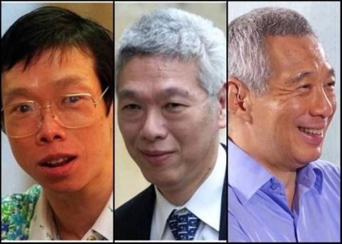 """""""Đệ nhất thế gia"""" Singapore và chuyện mâu thuẫn của anh em ông Lý Hiển Long ảnh 2"""