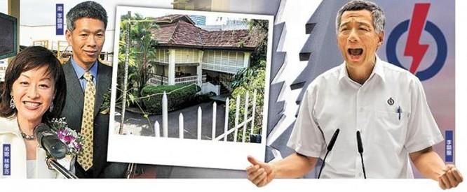 """""""Đệ nhất thế gia"""" Singapore và chuyện mâu thuẫn của anh em ông Lý Hiển Long ảnh 7"""